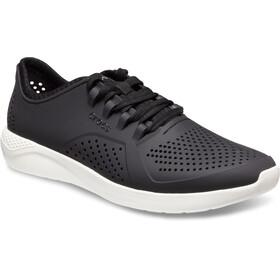 Crocs LiteRide Pacer Chaussures Homme, noir/blanc